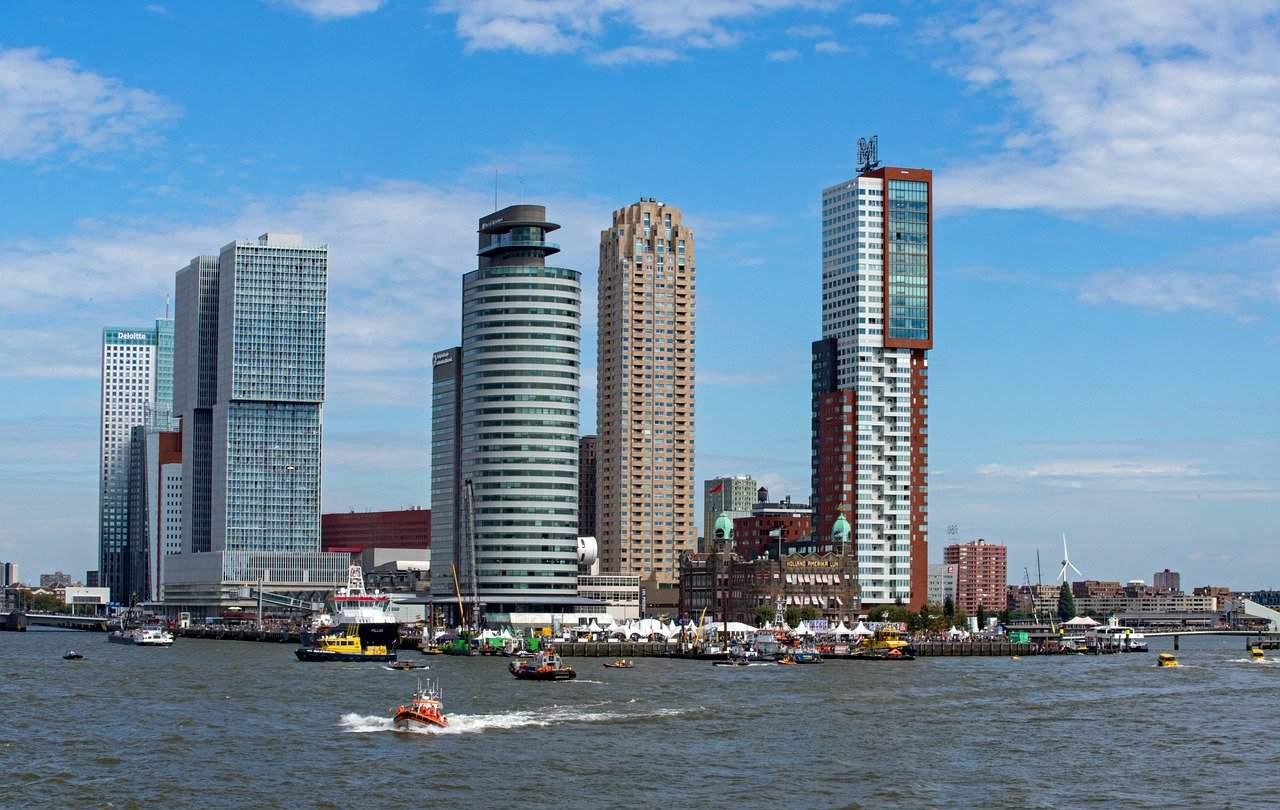 Rotterdam cosa vedere