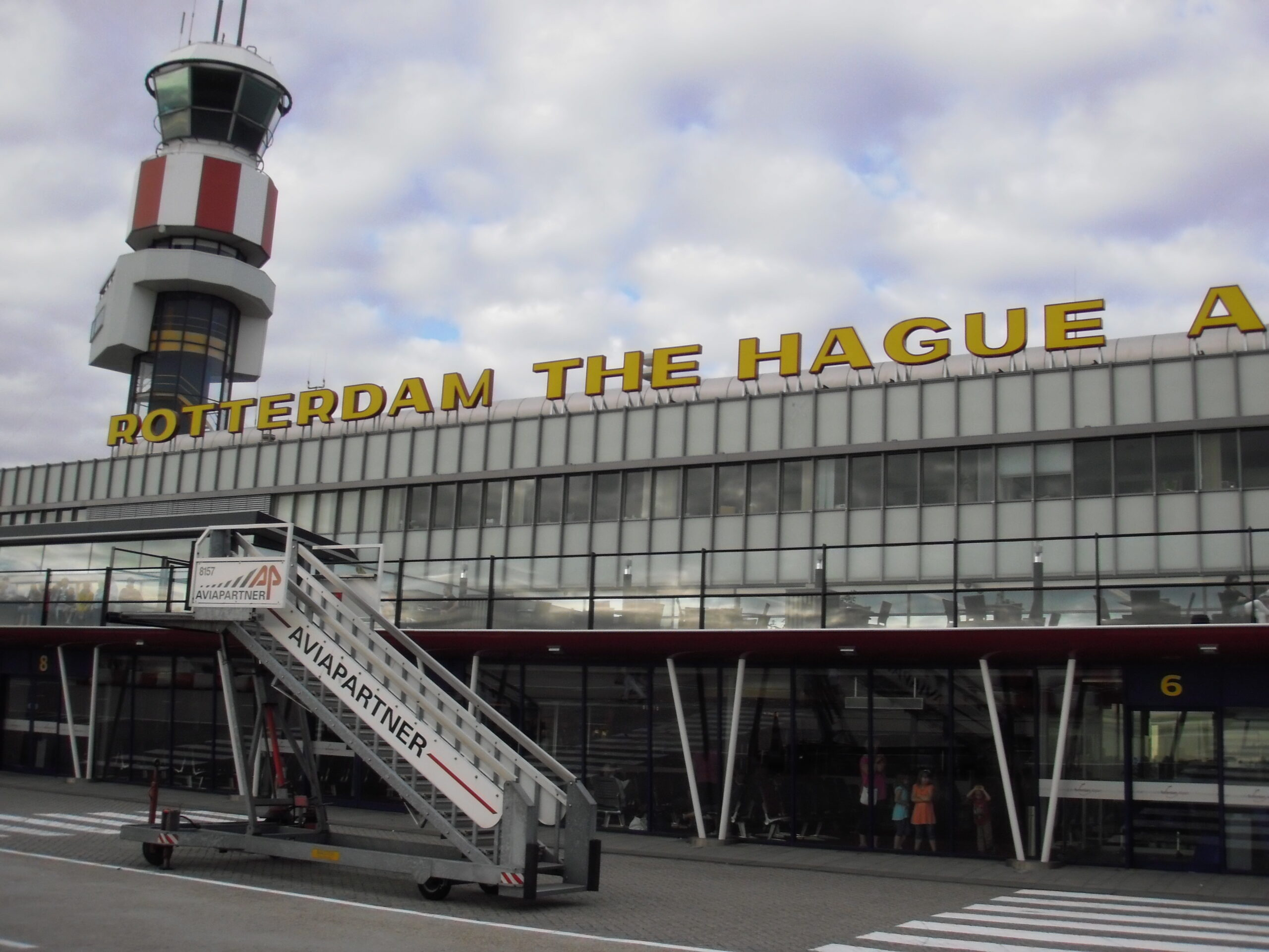 Aeroporto Rotterdam